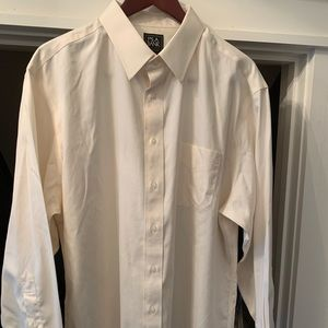 Jos. A Bank Traveler Collection Dress Shirts (2)